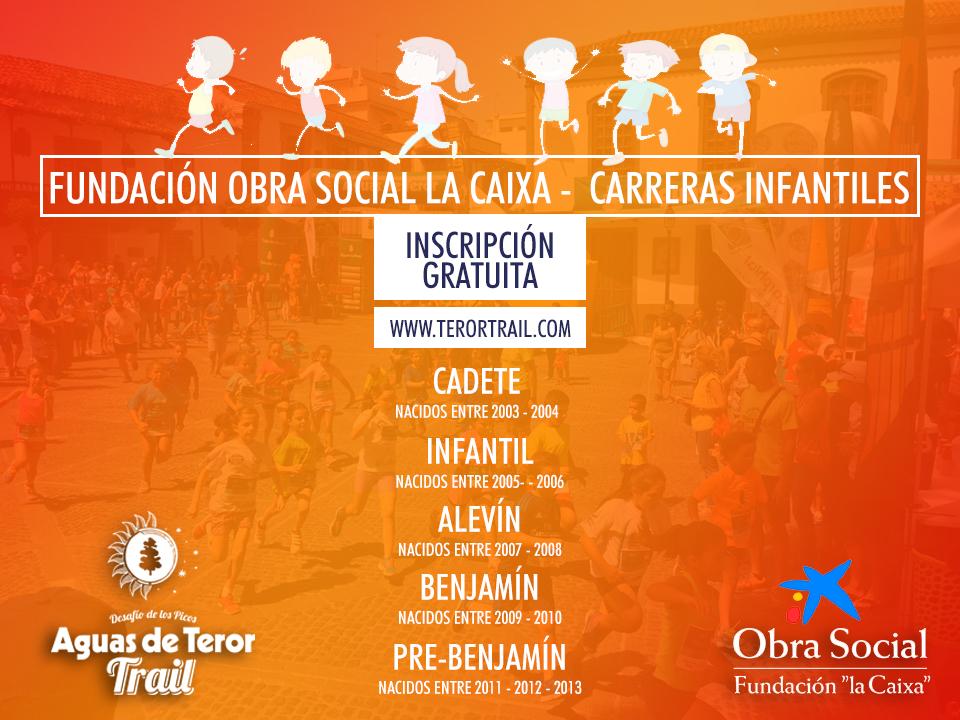 CARRERAS INFANTILES 2018